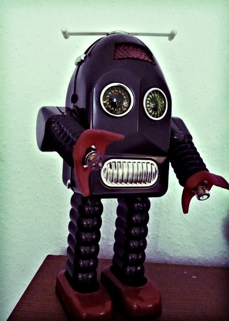 Les robots s'invitent dans la campagne présidentielle?